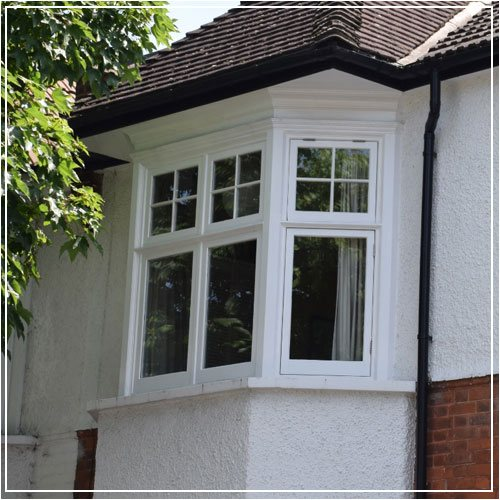 Double Awning Windows : Casement window services london new windows