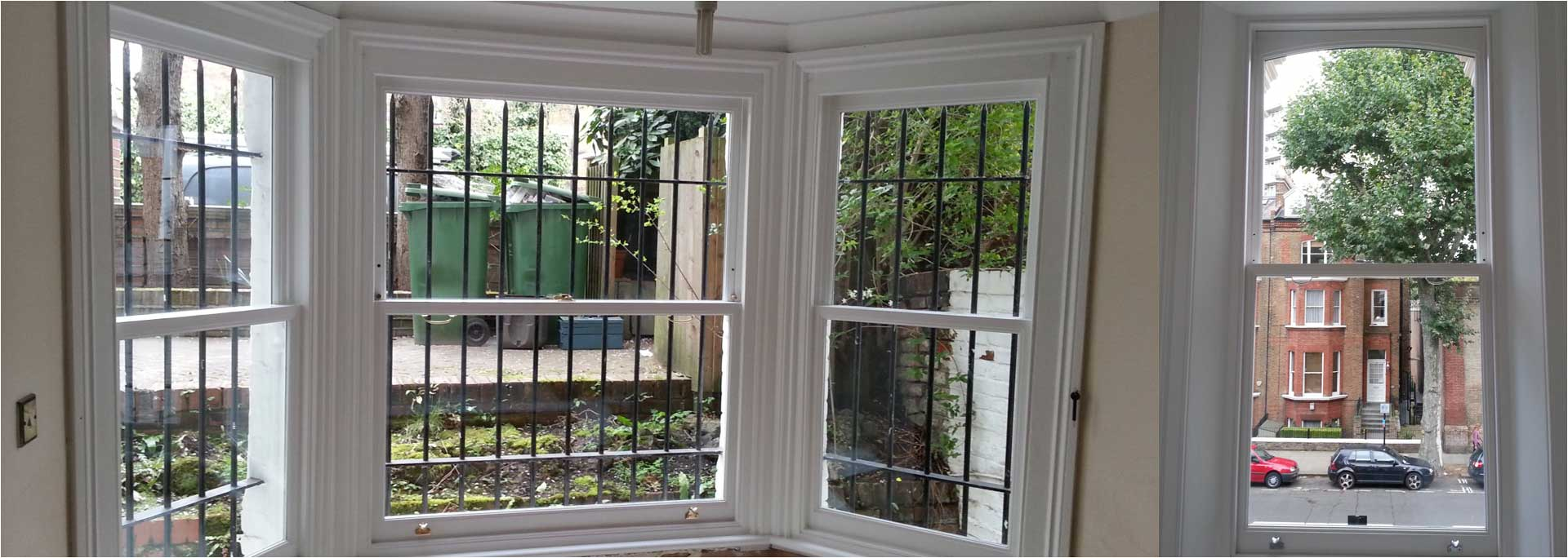New Double Glazed Window